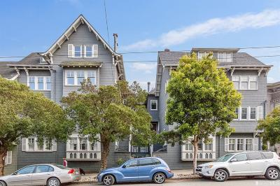 San Francisco Condo/Townhouse For Sale: 2911 Jackson St