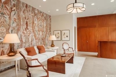 San Francisco Condo/Townhouse For Sale: 1080 Chestnut St #11D