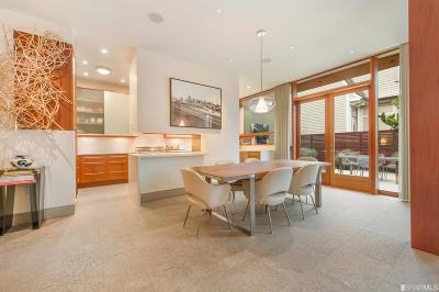 San Francisco Single Family Home For Sale: 3905 Clay St
