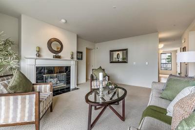 San Francisco Condo/Townhouse For Sale: 1776 Sacramento St #410