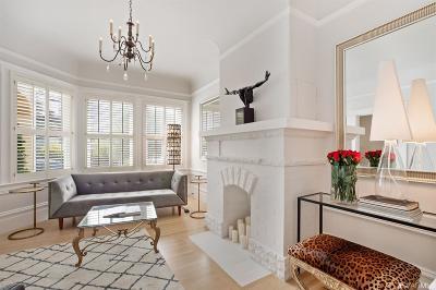San Francisco Condo/Townhouse For Sale: 375 379 Douglass St #Main