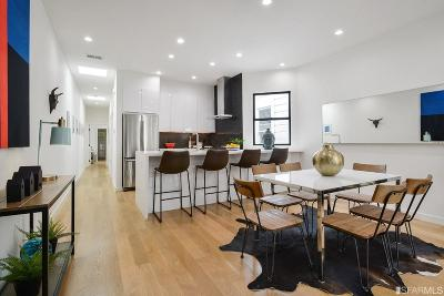 San Francisco Condo/Townhouse For Sale: 51 Moss St