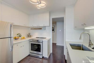 San Francisco Condo/Townhouse For Sale: 2200 Pacific Ave #6B