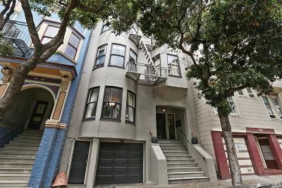 San Francisco Condo/Townhouse For Sale: 56 Sanchez St