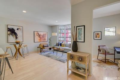 San Francisco Condo/Townhouse For Sale: 55 Vandewater St #1