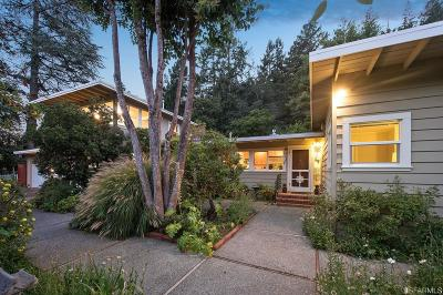 Sonoma County Single Family Home For Sale: 16100 Brookdale Dr