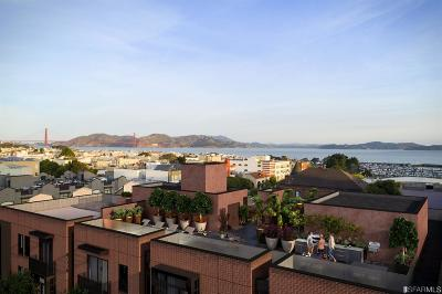 San Francisco Condo/Townhouse For Sale: 1598 Bay St #200