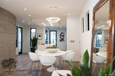 San Francisco Single Family Home For Sale: 310 Duncan
