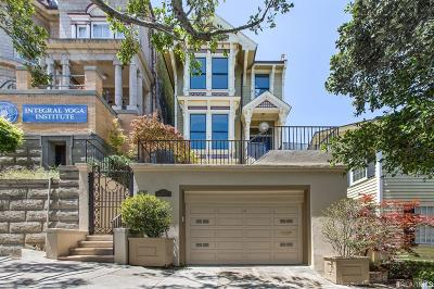 San Francisco Single Family Home For Sale: 760 Dolores