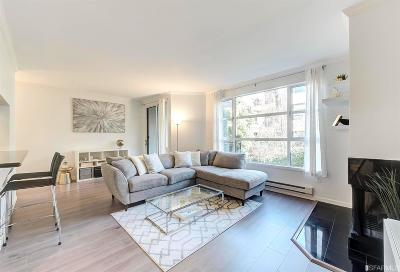 San Francisco Condo/Townhouse For Sale: 1440 Broadway #201