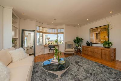 San Francisco Condo/Townhouse For Sale: 1101 Green #903/4