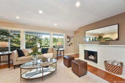 Marin County Single Family Home For Sale: 29 Chestnut Ave