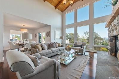 Marin County Single Family Home For Sale: 9 Echo Ln
