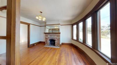 San Francisco Single Family Home For Sale: 59 Paulding St