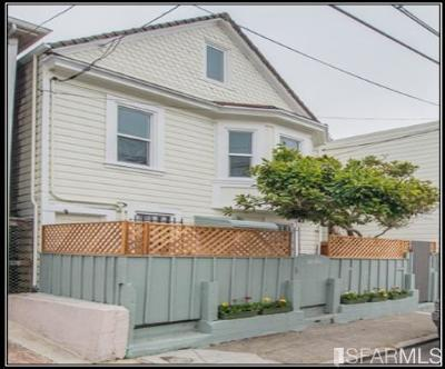 San Francisco Condo/Townhouse For Sale: 3839 Folsom St #3839