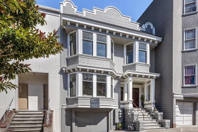 San Francisco Multi Family Home For Sale: 1542 1546 9th Ave