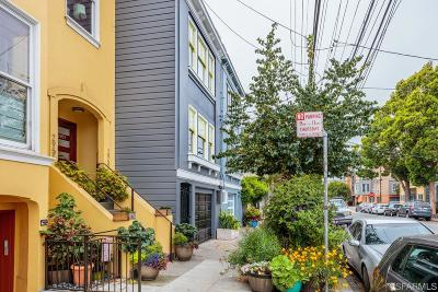 San Francisco Single Family Home For Sale: 2959 23rd St