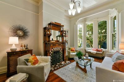 San Francisco Condo/Townhouse For Sale: 256 Page St