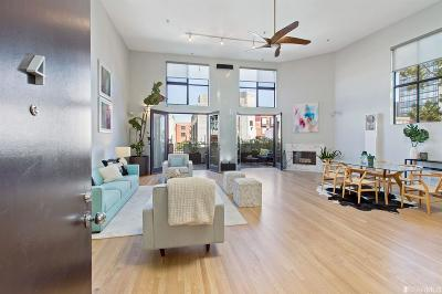 San Francisco Condo/Townhouse For Sale: 38 Lusk St #4