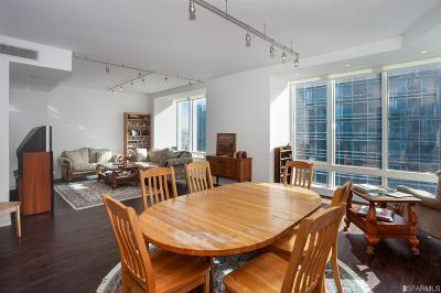San Francisco Condo/Townhouse For Sale: 301 Mission St #28F