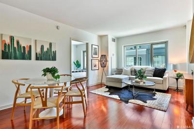 San Francisco Condo/Townhouse Act Cont Show: 355 1st St #S508