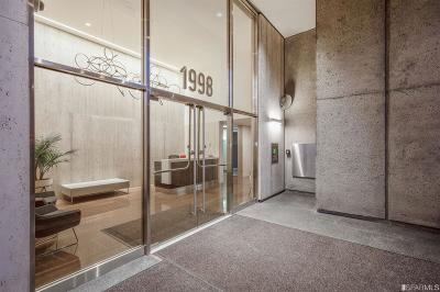 San Francisco Condo/Townhouse For Sale: 1998 Broadway #406