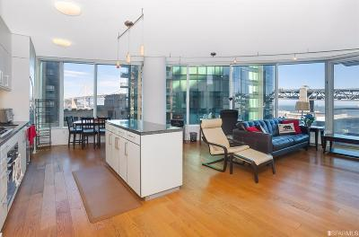 San Francisco Condo/Townhouse For Sale: 301 Main St #12D