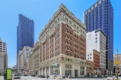 Condo/Townhouse For Sale: 201 Sansome St #205