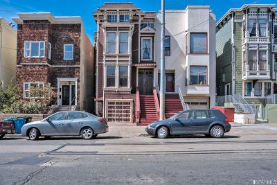 San Francisco Multi Family Home For Sale: 374 376 Noe St