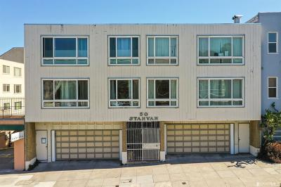 San Francisco Multi Family Home For Sale: 50 Stanyan St