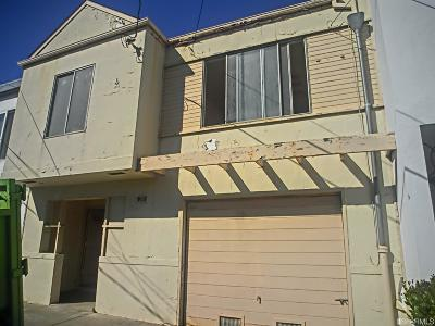 San Francisco Single Family Home For Sale: 370 Mangels Ave