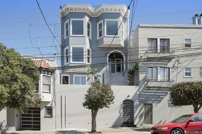 San Francisco Multi Family Home For Sale: 489 495 Utah St