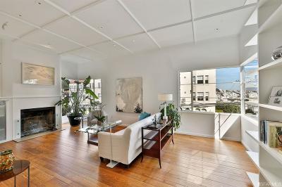 San Francisco Condo/Townhouse For Sale: 2201 Leavenworth St