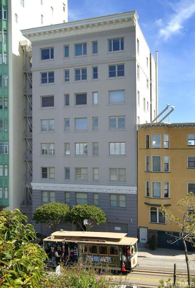 San Francisco Condo/Townhouse For Sale: 2222 Hyde St #6