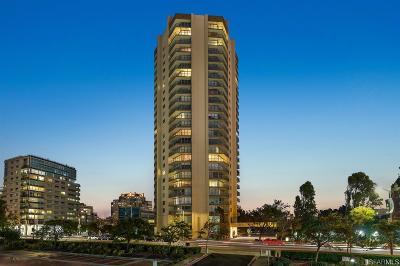 San Francisco Condo/Townhouse For Sale: 1200 Gough St #16A