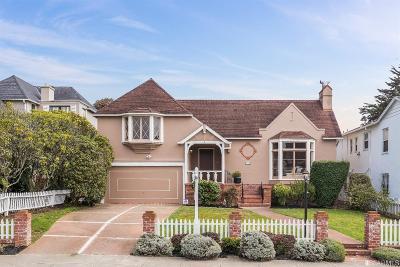 San Francisco Single Family Home For Sale: 44 Lagunitas