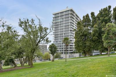 San Francisco Condo/Townhouse For Sale: 2200 Sacramento St #1305