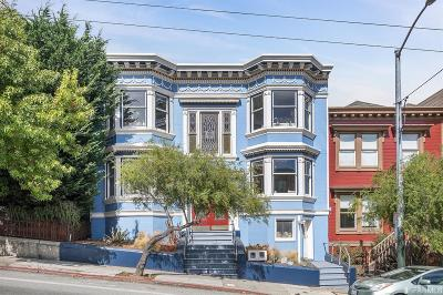 San Francisco Condo/Townhouse For Sale: 1872 Turk St