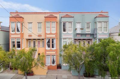 San Francisco Multi Family Home For Sale: 383 391 San Jose Ave