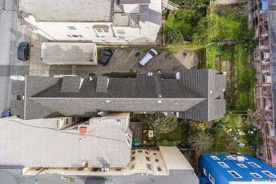 San Francisco Multi Family Home For Sale: 1720 Larkin St