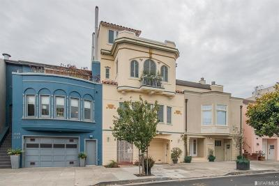 San Francisco Condo/Townhouse For Sale: 2153 55 North Point #2153A