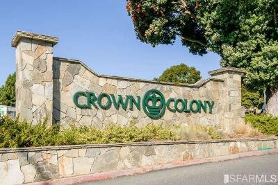 Daly City Condo/Townhouse Act Cont Show: 397 Imperial Way #235