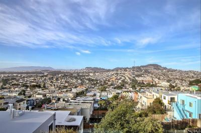 San Francisco Single Family Home For Sale: 230 Shields St