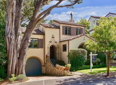 San Francisco Single Family Home For Sale: 35 Rockwood Ct