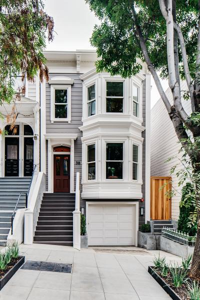 San Francisco Single Family Home For Sale: 38 Liberty