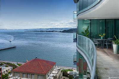 San Francisco Condo/Townhouse For Sale: 338 Spear St #31A