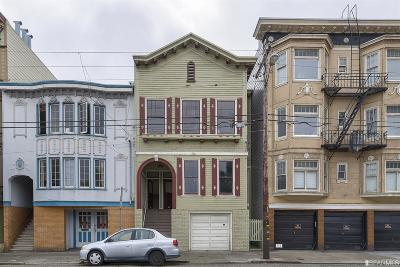 Multi Family Home Act Cont Show: 587 589 Frederick St