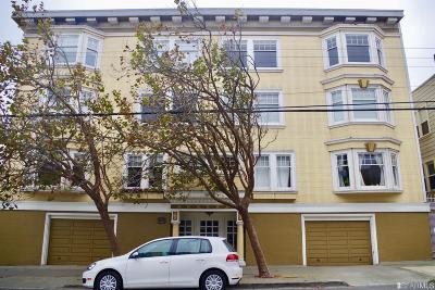 San Francisco Condo/Townhouse For Sale: 1701 Grove St #6