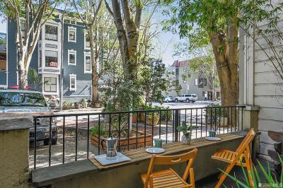 Condo/Townhouse For Sale: 194 1/2 Noe St