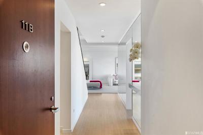 San Francisco Condo/Townhouse For Sale: 1080 Chestnut St #11B